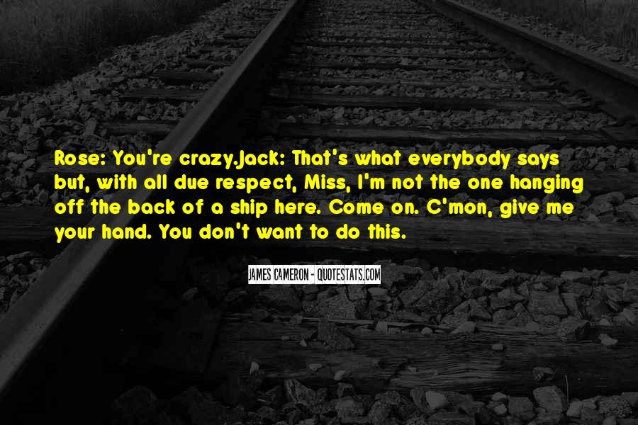 Come Back Movie Quotes #1280074