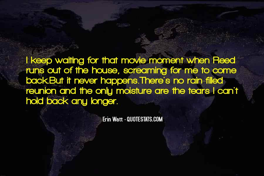 Come Back Movie Quotes #1493006