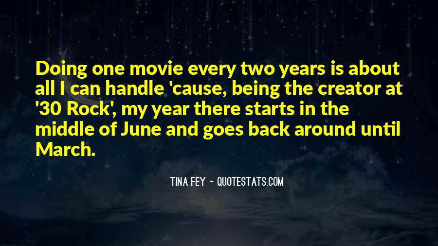 Come Back Movie Quotes #29312