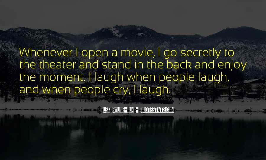 Come Back Movie Quotes #376940