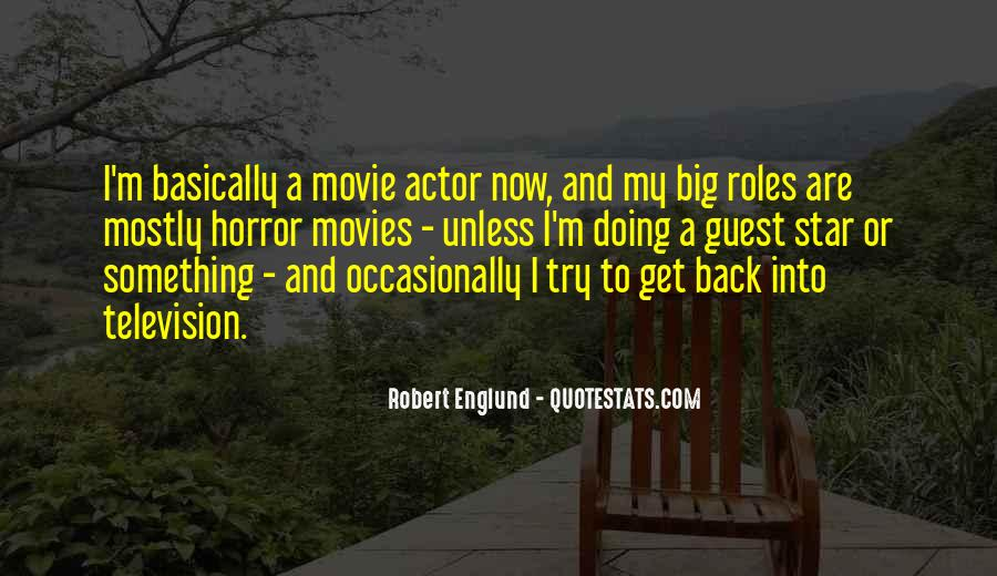 Come Back Movie Quotes #394360