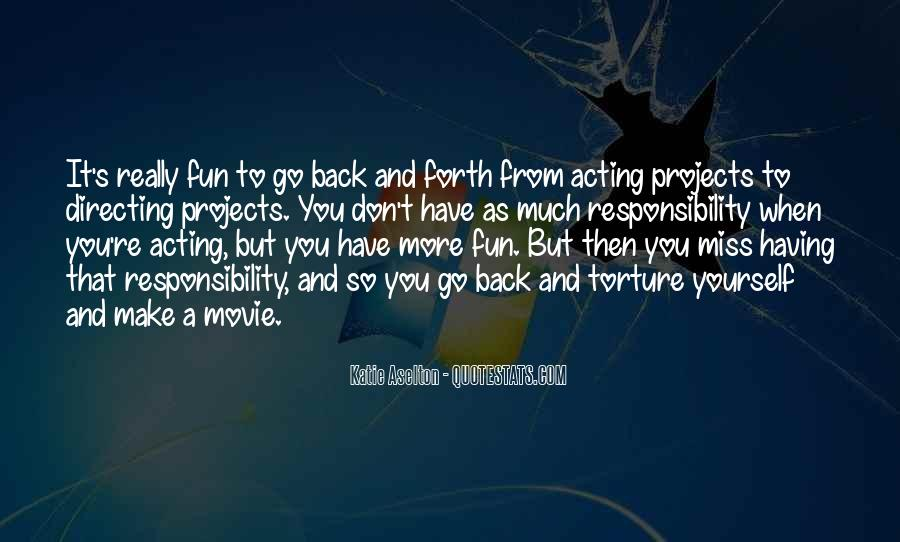 Come Back Movie Quotes #44037