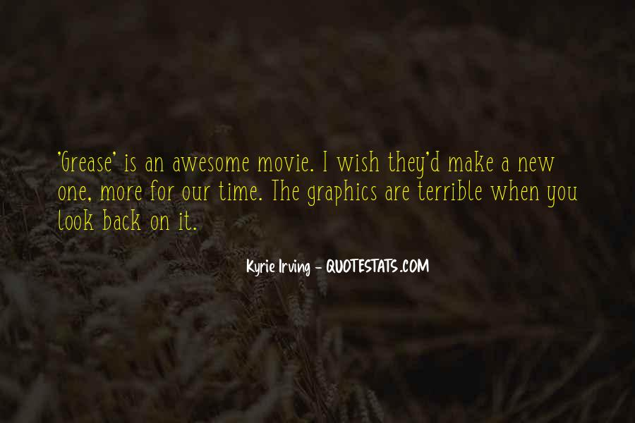 Come Back Movie Quotes #441678