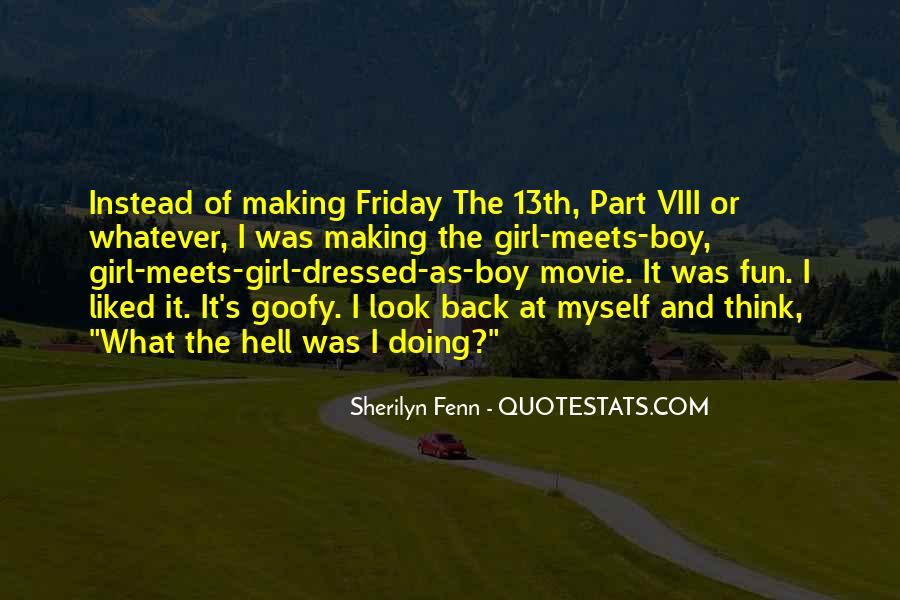 Come Back Movie Quotes #68552