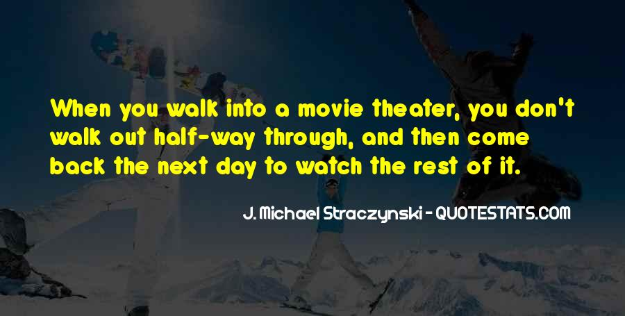 Come Back Movie Quotes #70770