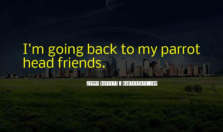 Come Back Soon Quotes #1531