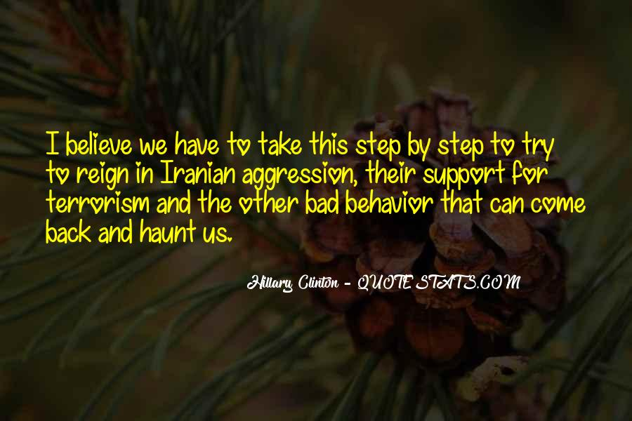 Come Back To Haunt You Quotes #1015057