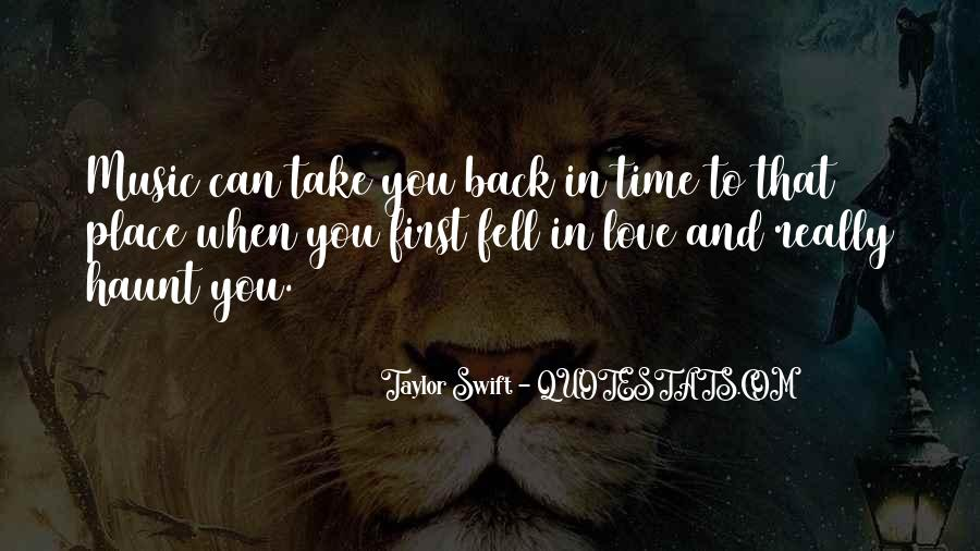 Come Back To Haunt You Quotes #302090