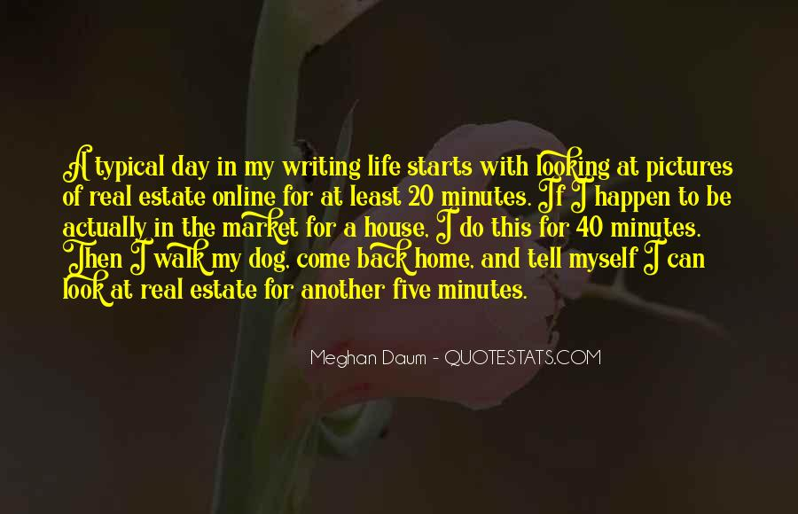 Come Back To Home Quotes #1211728
