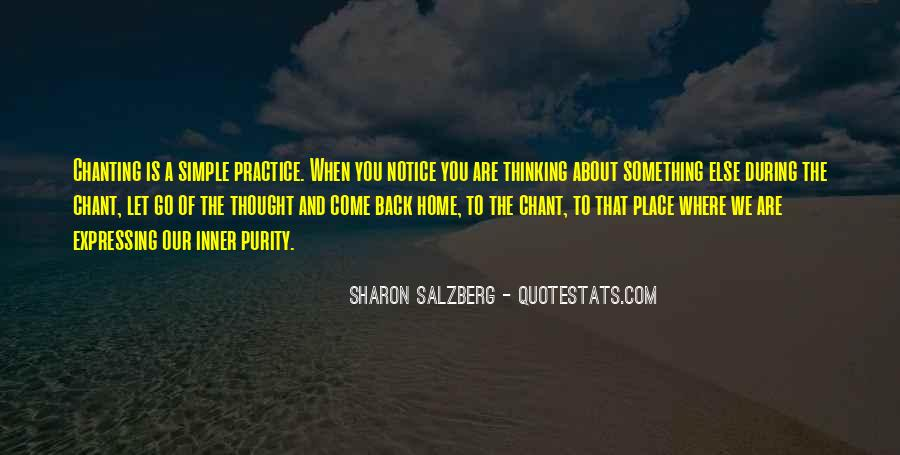 Come Back To Home Quotes #1260170