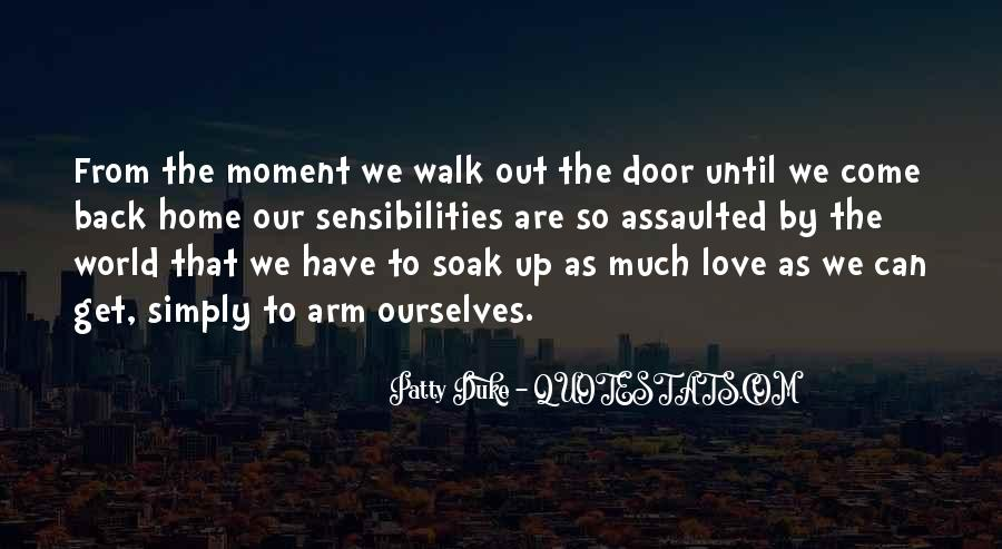 Come Back To Home Quotes #1337589