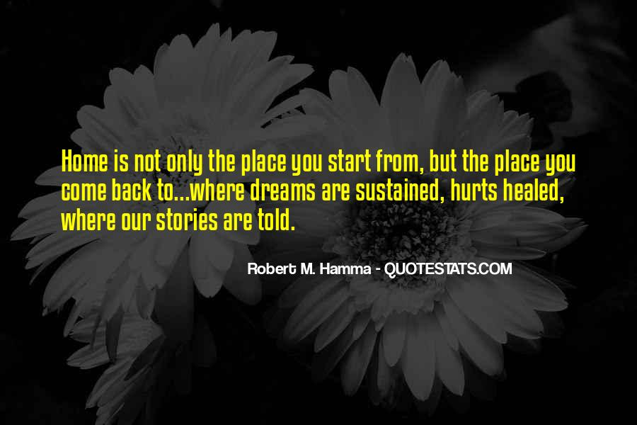 Come Back To Home Quotes #1359972