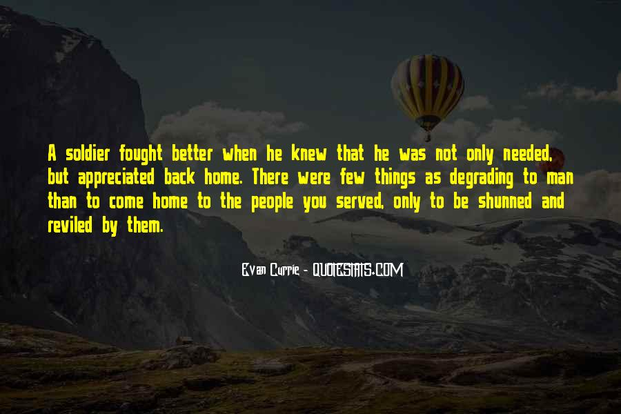 Come Back To Home Quotes #372894