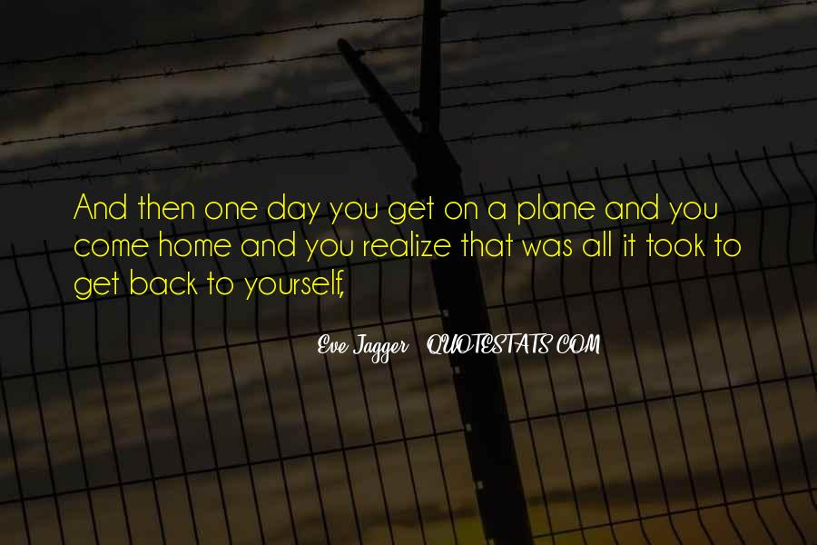 Come Back To Home Quotes #588414
