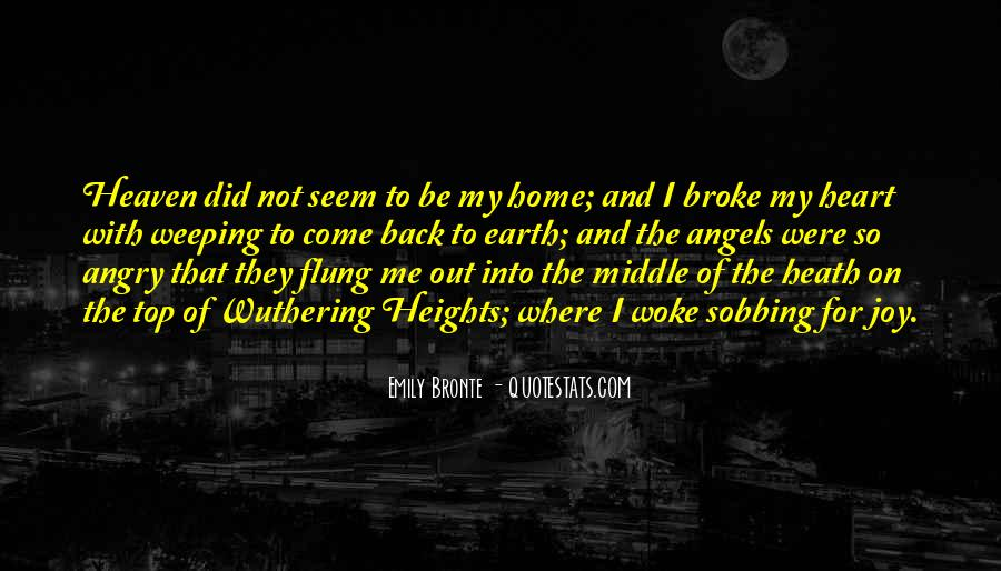 Come Back To Home Quotes #621150