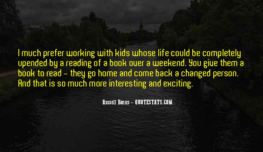 Come Back To Home Quotes #786660