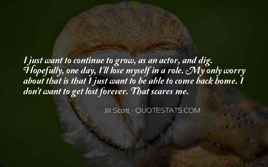 Come Back To Home Quotes #854789