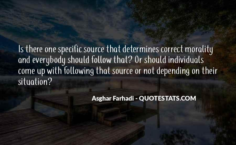 Come Correct Quotes #1763592