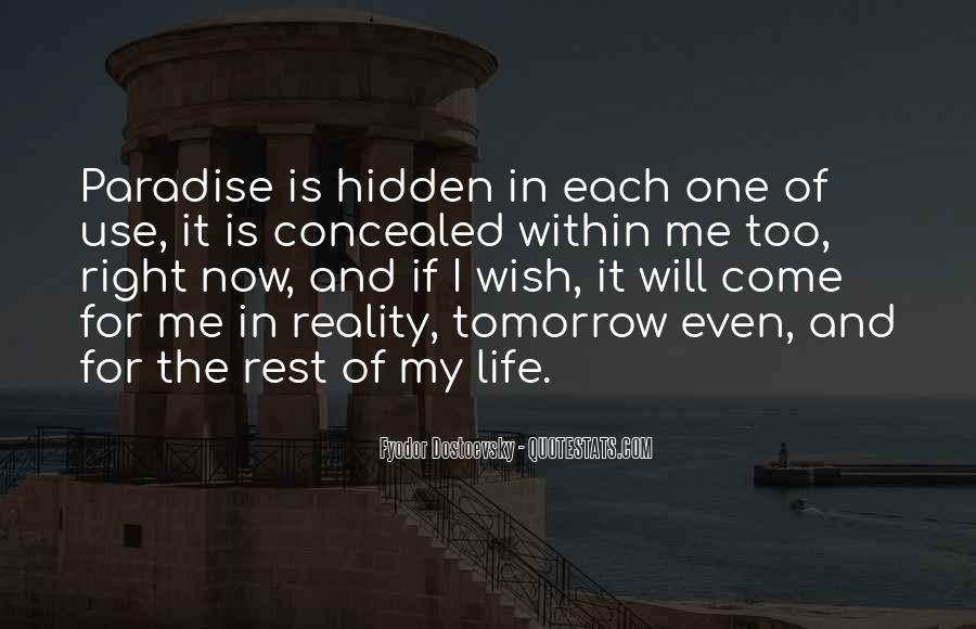Come In My Life Quotes #112813