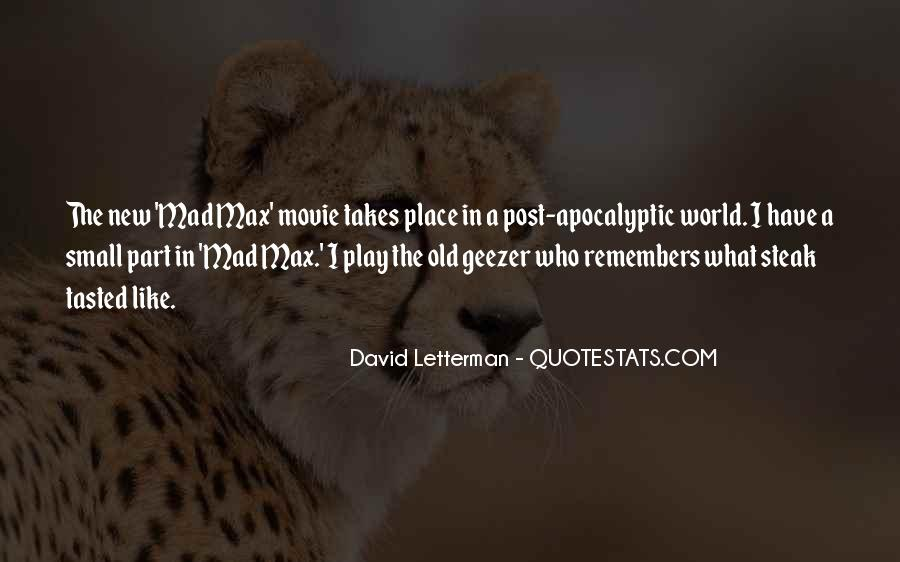 Come Out And Play Movie Quotes #153923