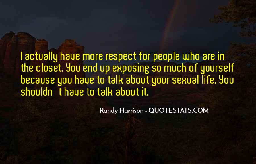 Come Out The Closet Quotes #95592