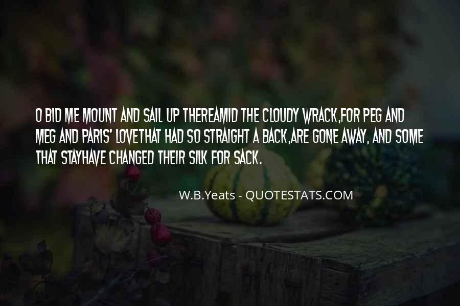 Come Sail Away Quotes #246733