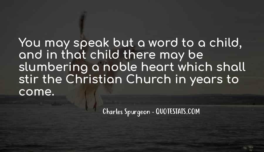 Come To Church Quotes #1005978