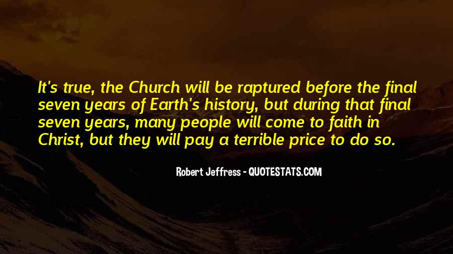 Come To Church Quotes #1144865