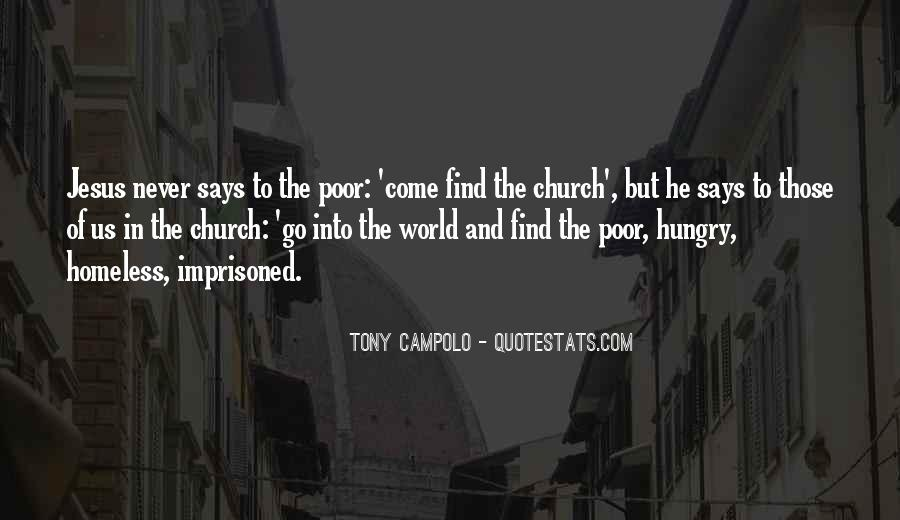 Come To Church Quotes #1175874
