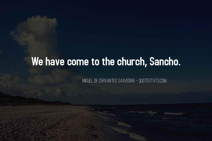Come To Church Quotes #1187902