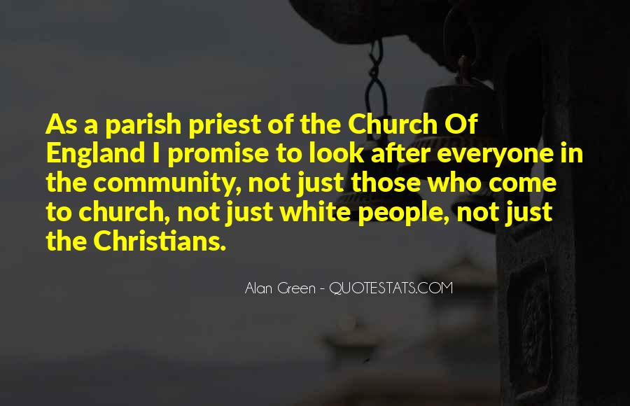 Come To Church Quotes #274707