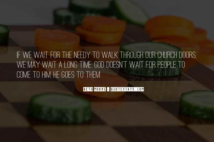 Come To Church Quotes #305846