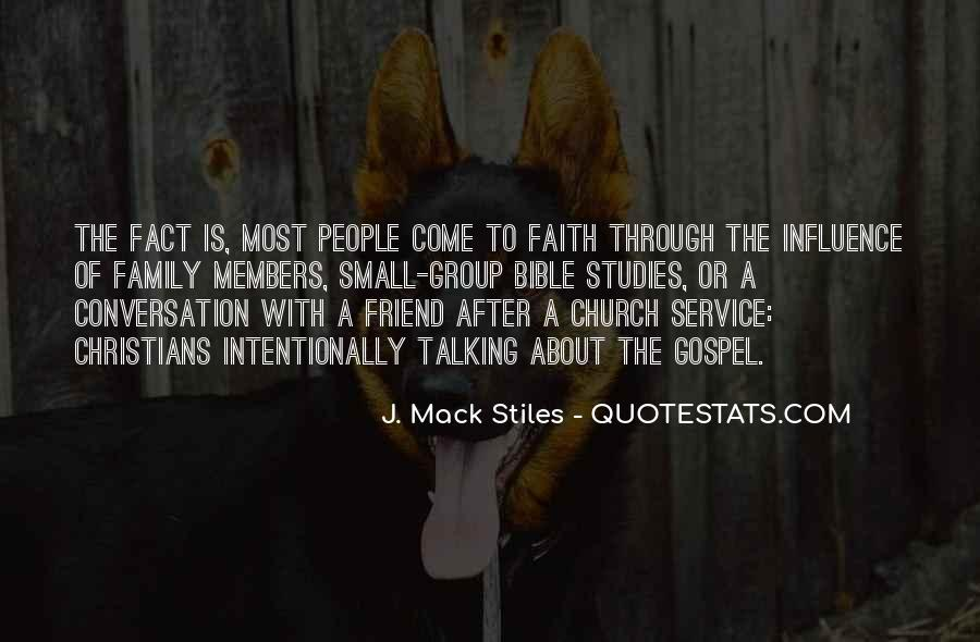 Come To Church Quotes #499050