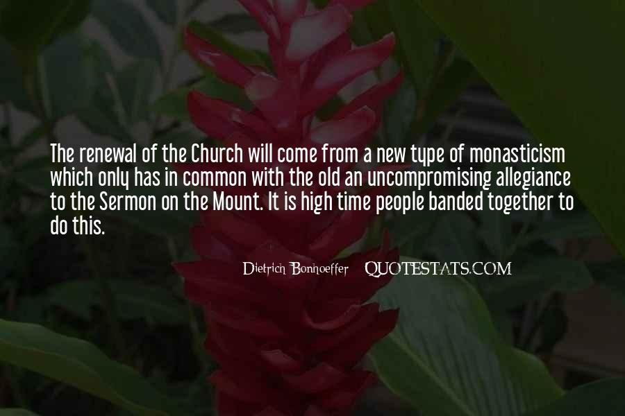 Come To Church Quotes #508616