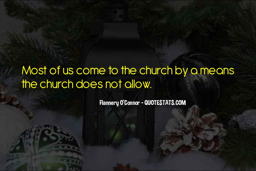 Come To Church Quotes #633463