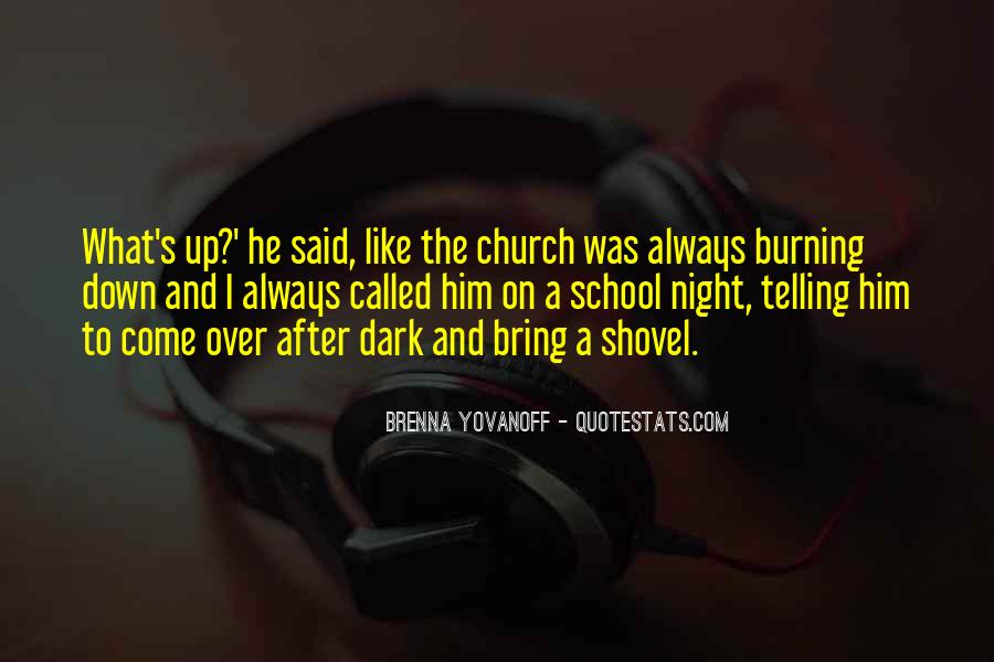 Come To Church Quotes #751519