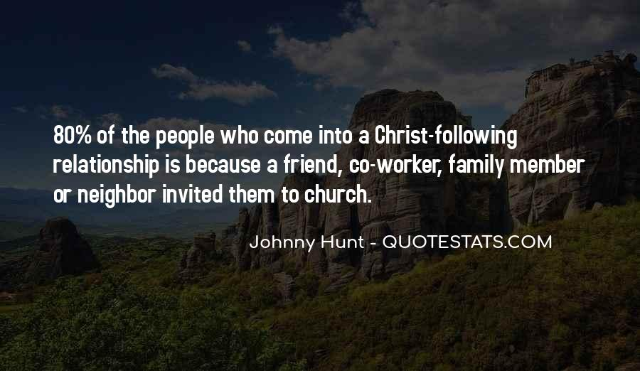 Come To Church Quotes #903212