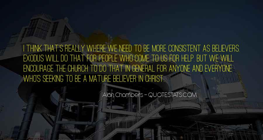 Come To Church Quotes #903407