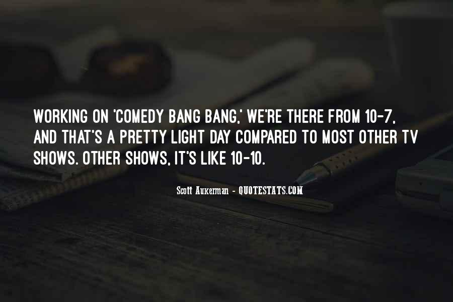 Comedy Bang Bang Tv Quotes #99032