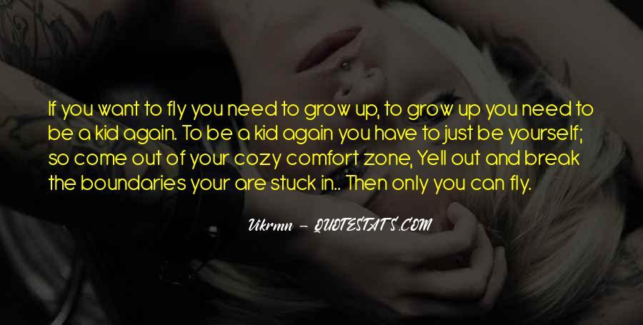 Comfort For Break Up Quotes #1423433