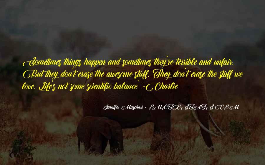 Comfort For Break Up Quotes #1579833
