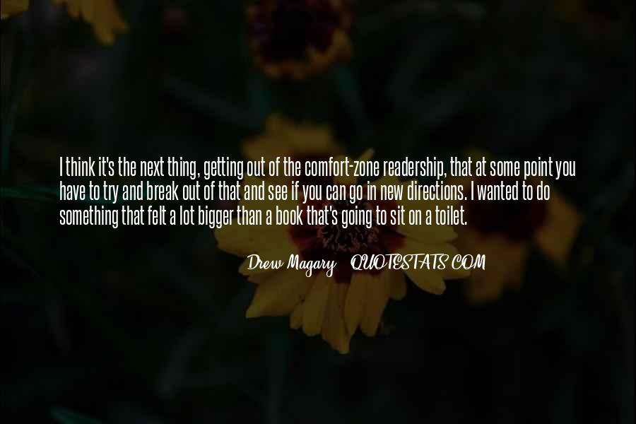 Comfort For Break Up Quotes #336076
