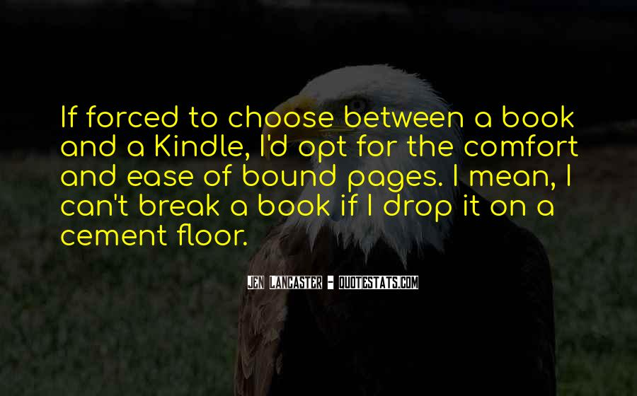 Comfort For Break Up Quotes #491183
