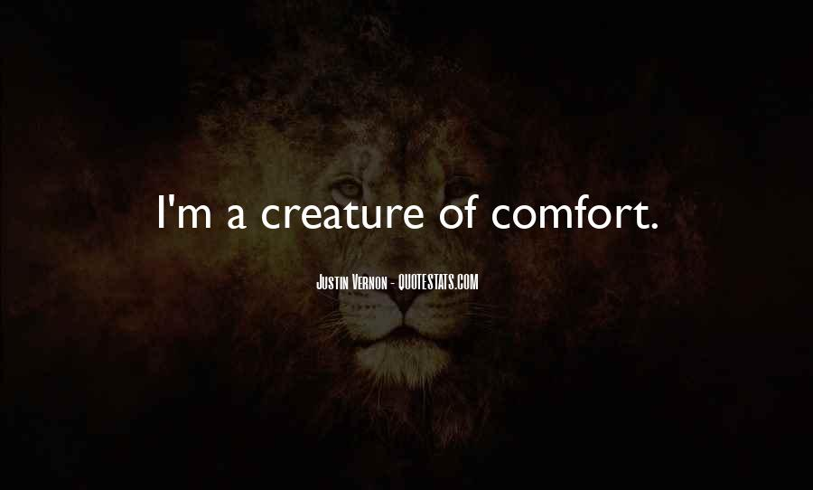 Comfort Herself Quotes #22003