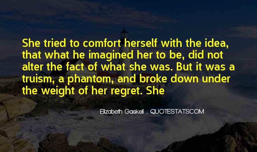 Comfort Herself Quotes #766778