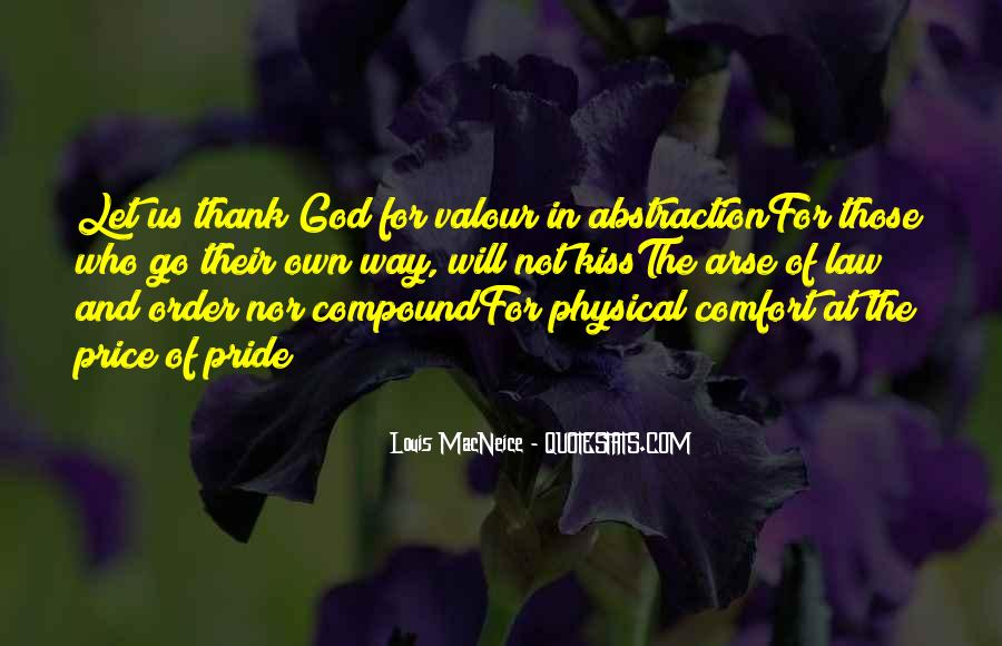 Comfort In God Quotes #124813