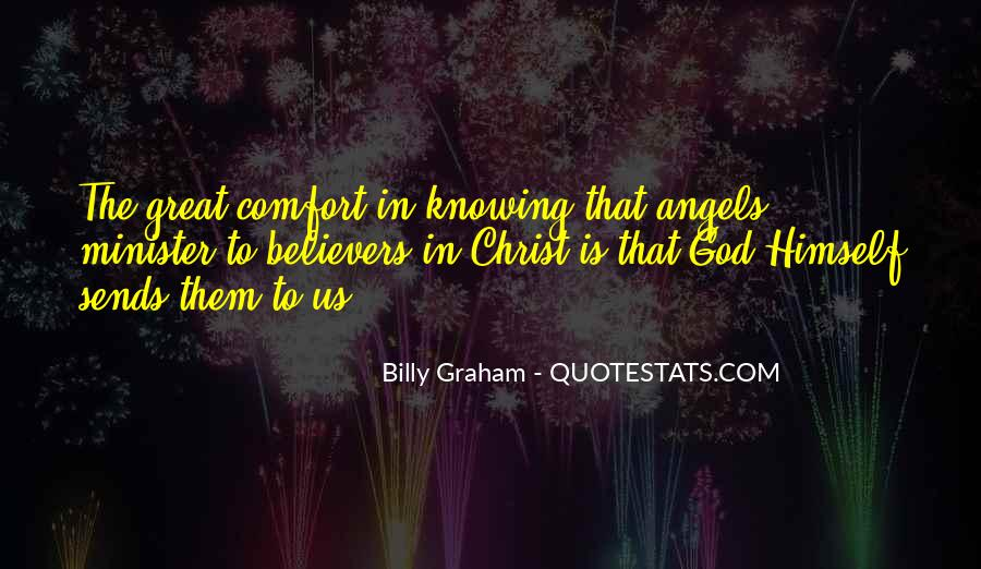 Comfort In God Quotes #215487