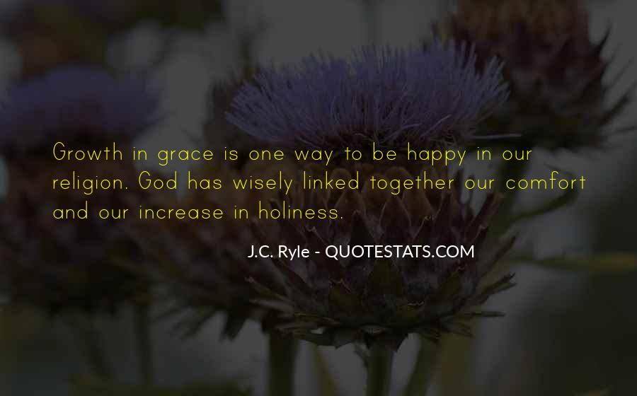 Comfort In God Quotes #2459