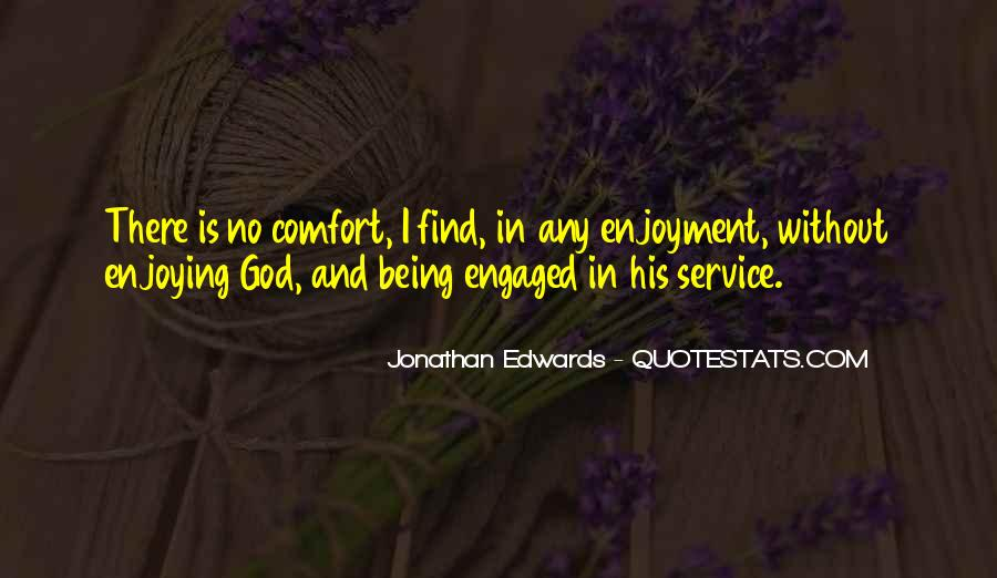 Comfort In God Quotes #804181