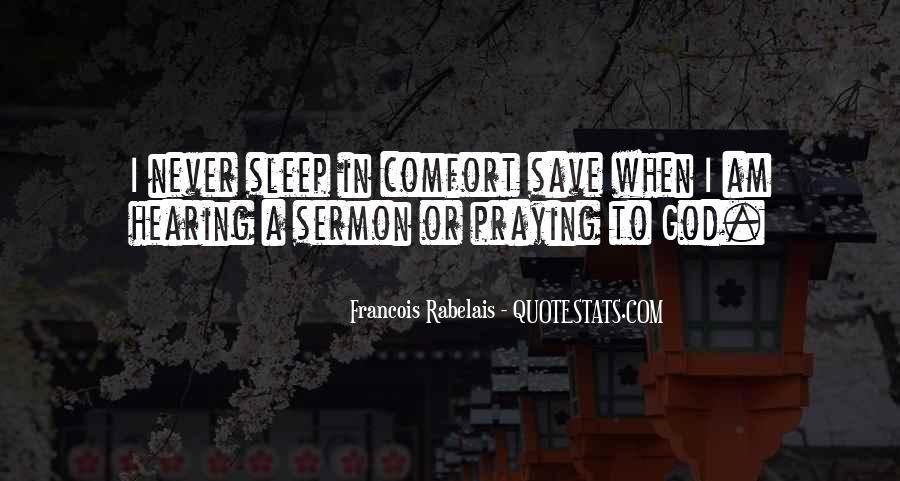 Comfort In God Quotes #88600
